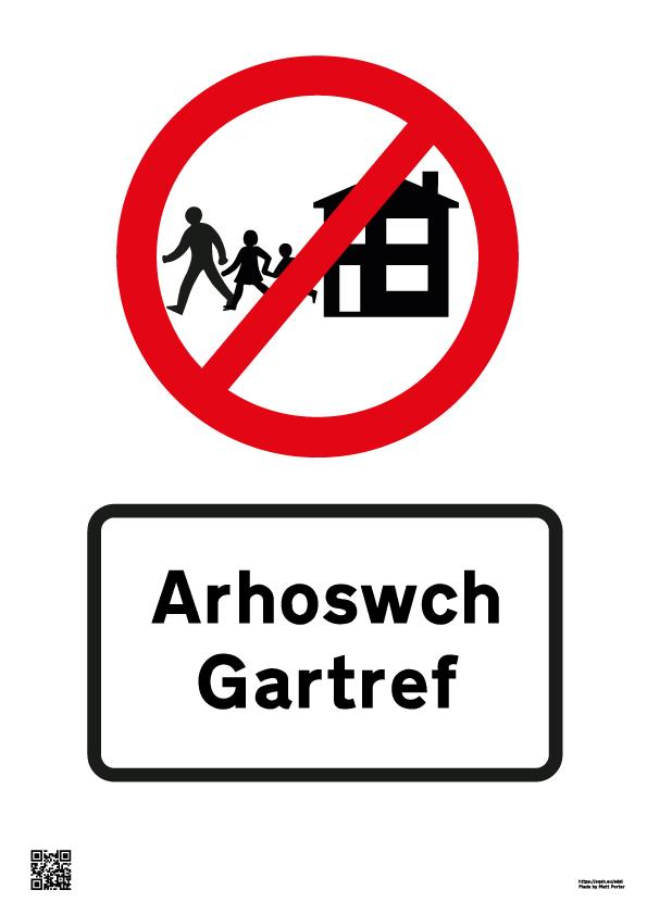 Coronavirus - Arhoswch Gartref