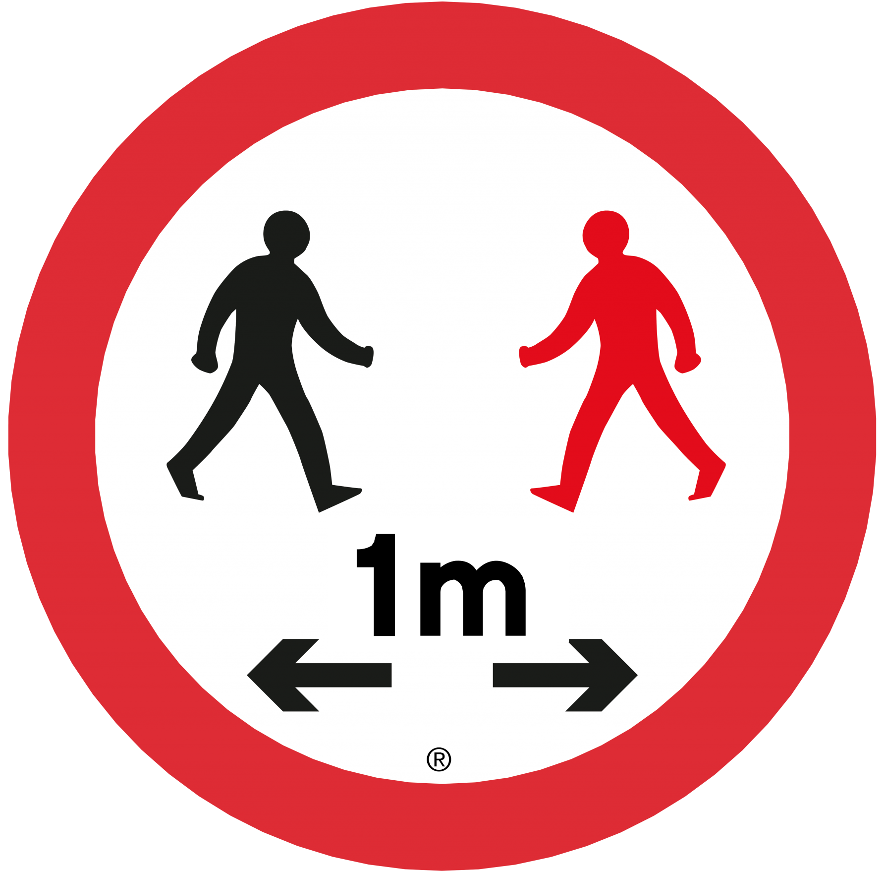Free and Premium Social Distancing Signs and Social Distancing Floor Signs and Stickers