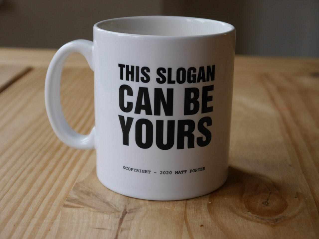 Social Distancing Mug
